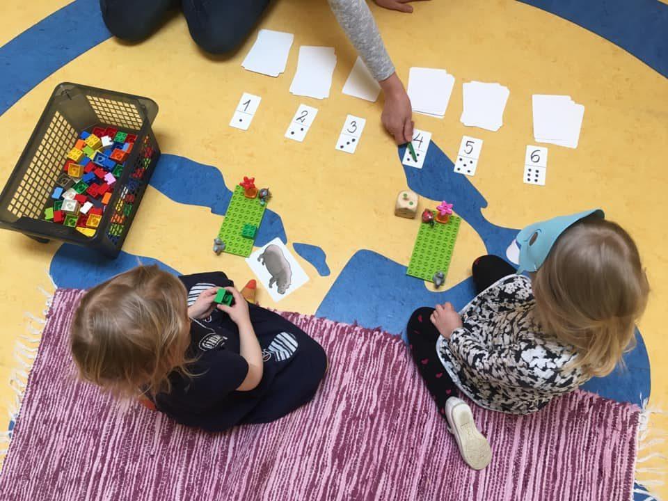 Haridustehnoloogi amet lasteaias
