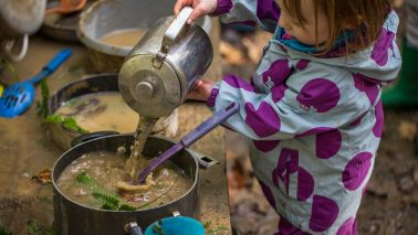 Õuelapsehoid – tervislik ja arendav algus lasteaiateele