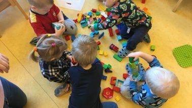 Avatud tegevused Lasteaias Väike Päike