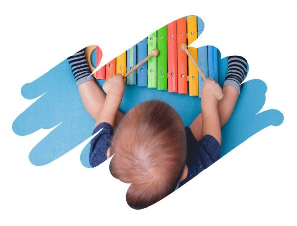 Muusikaring beebidele ja väikelastele 6-12k