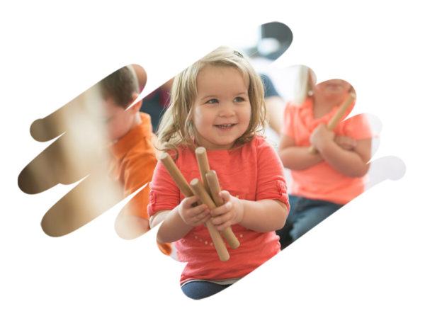 Muusikaring väikelastele 1-2a