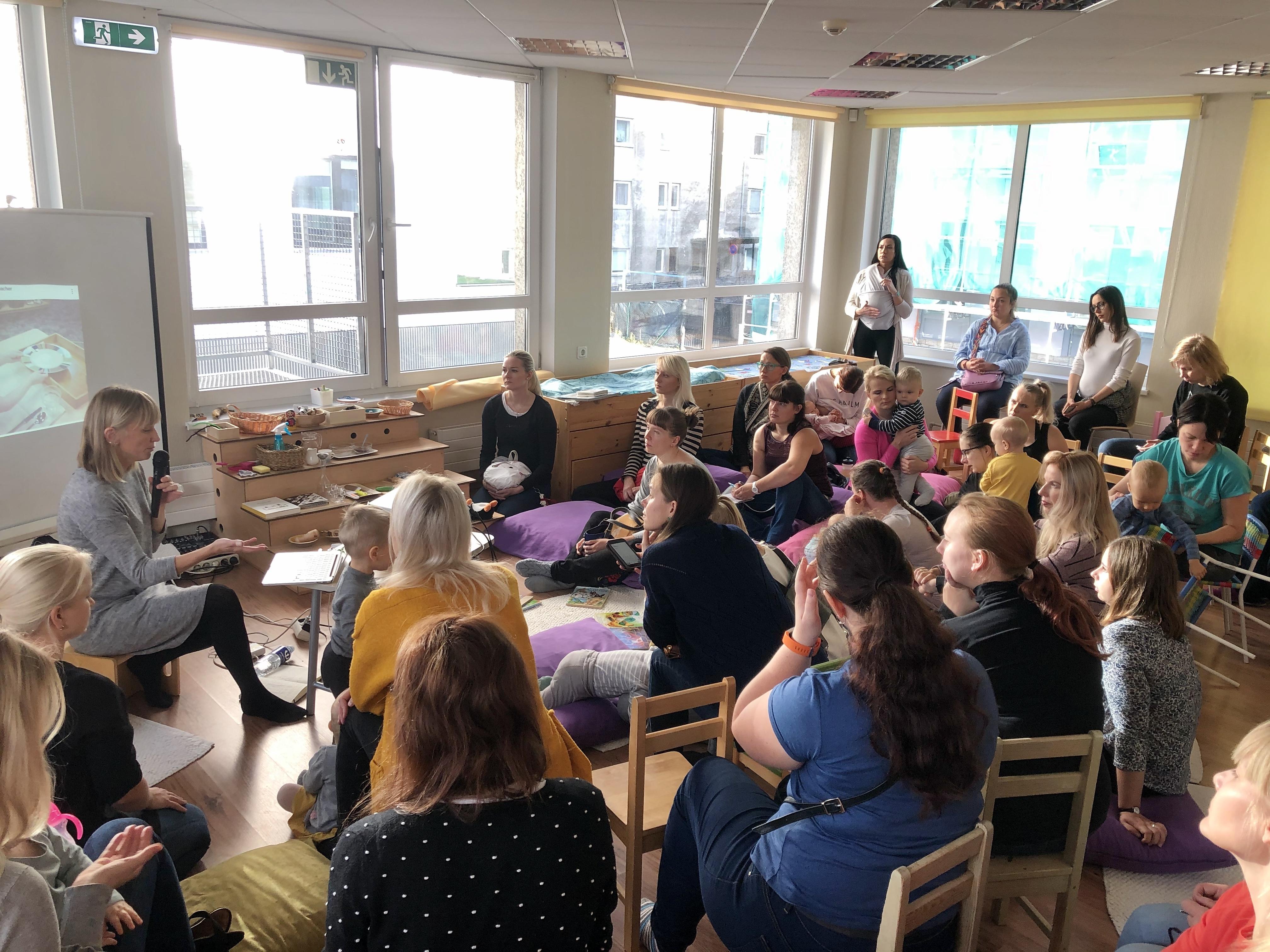 Ülevaade Tallinna Perepäeva loengutest