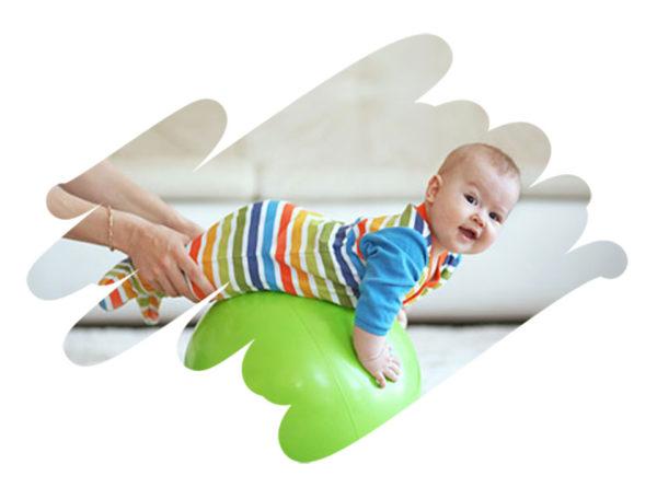 Füsioteraapia beebidele ja väikelastele