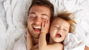 Isa roll lapse arengus on sama oluline kui ema oma